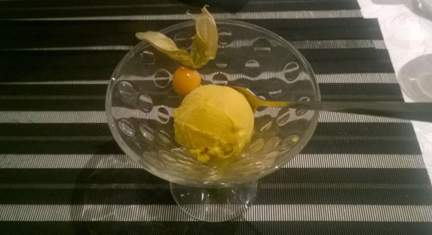 Dessert at Kutchi
