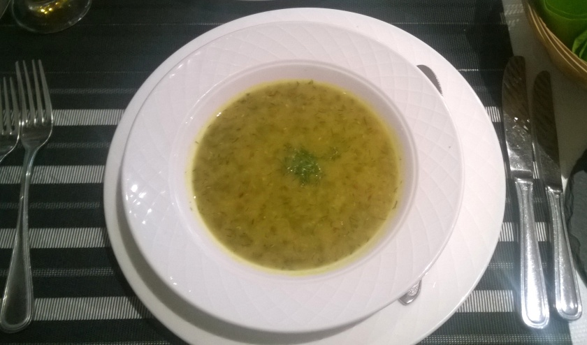 Soup at Kutchi