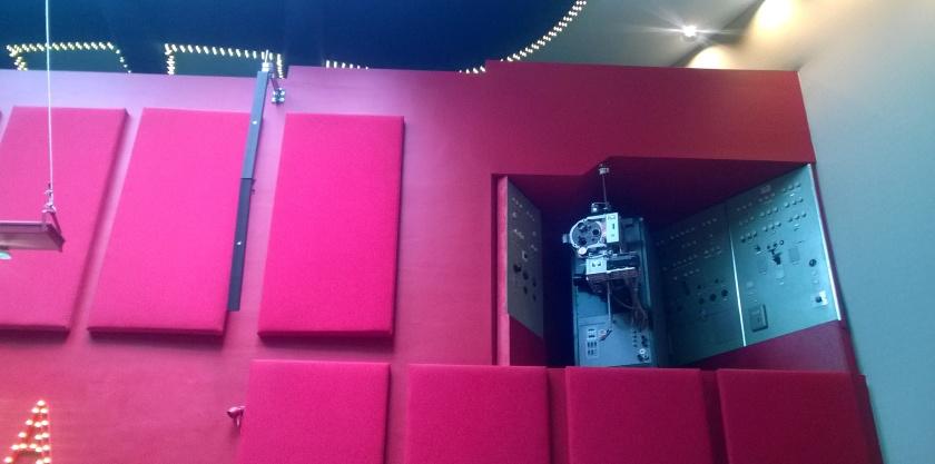 Interior at Luigia