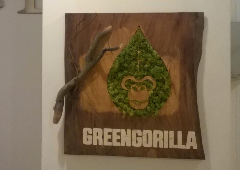 Green Gorilla logo