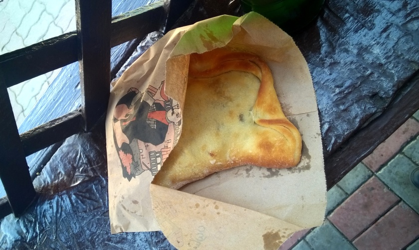 Bread at Madliani Puri