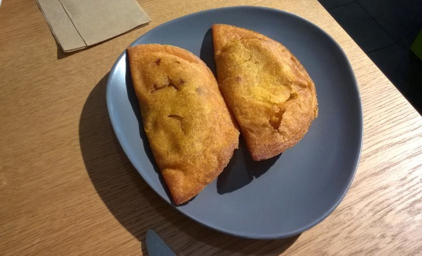 Empanadas at N&Co