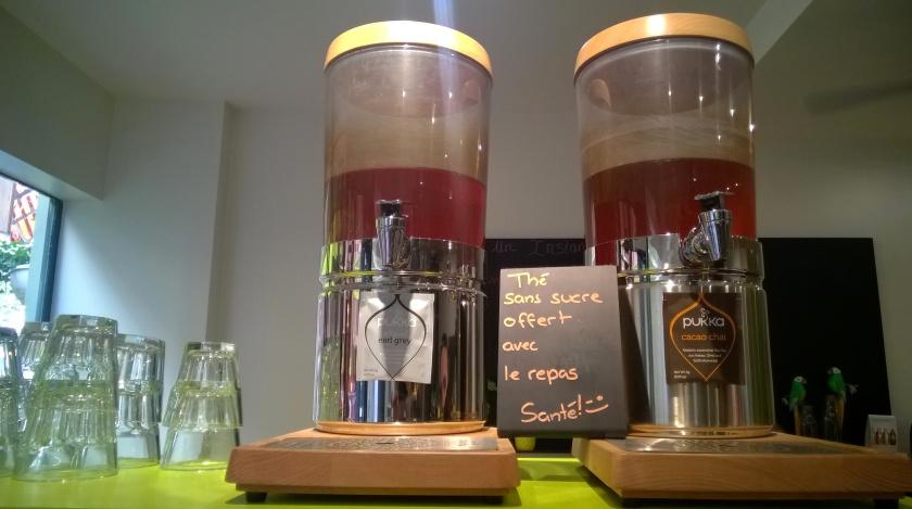 Tea at N&Co