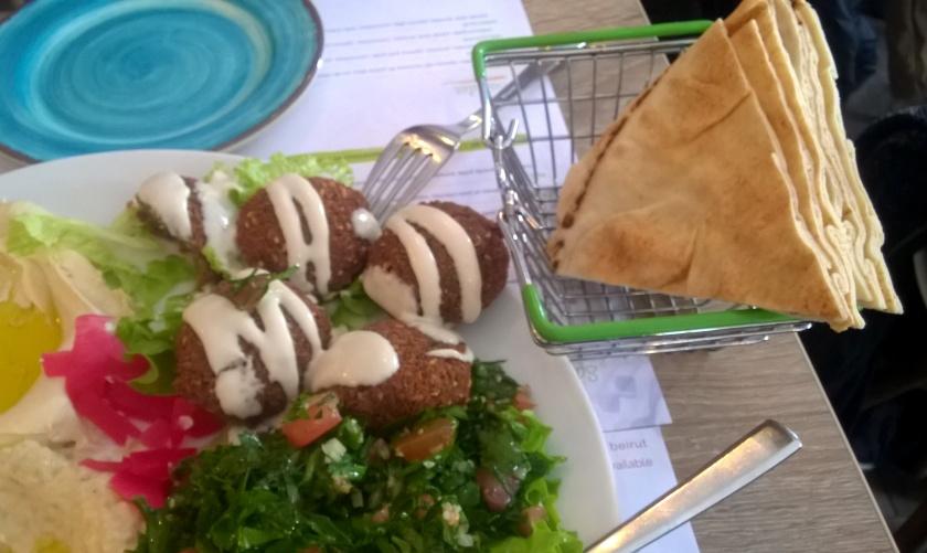 Pita at Street Beirut