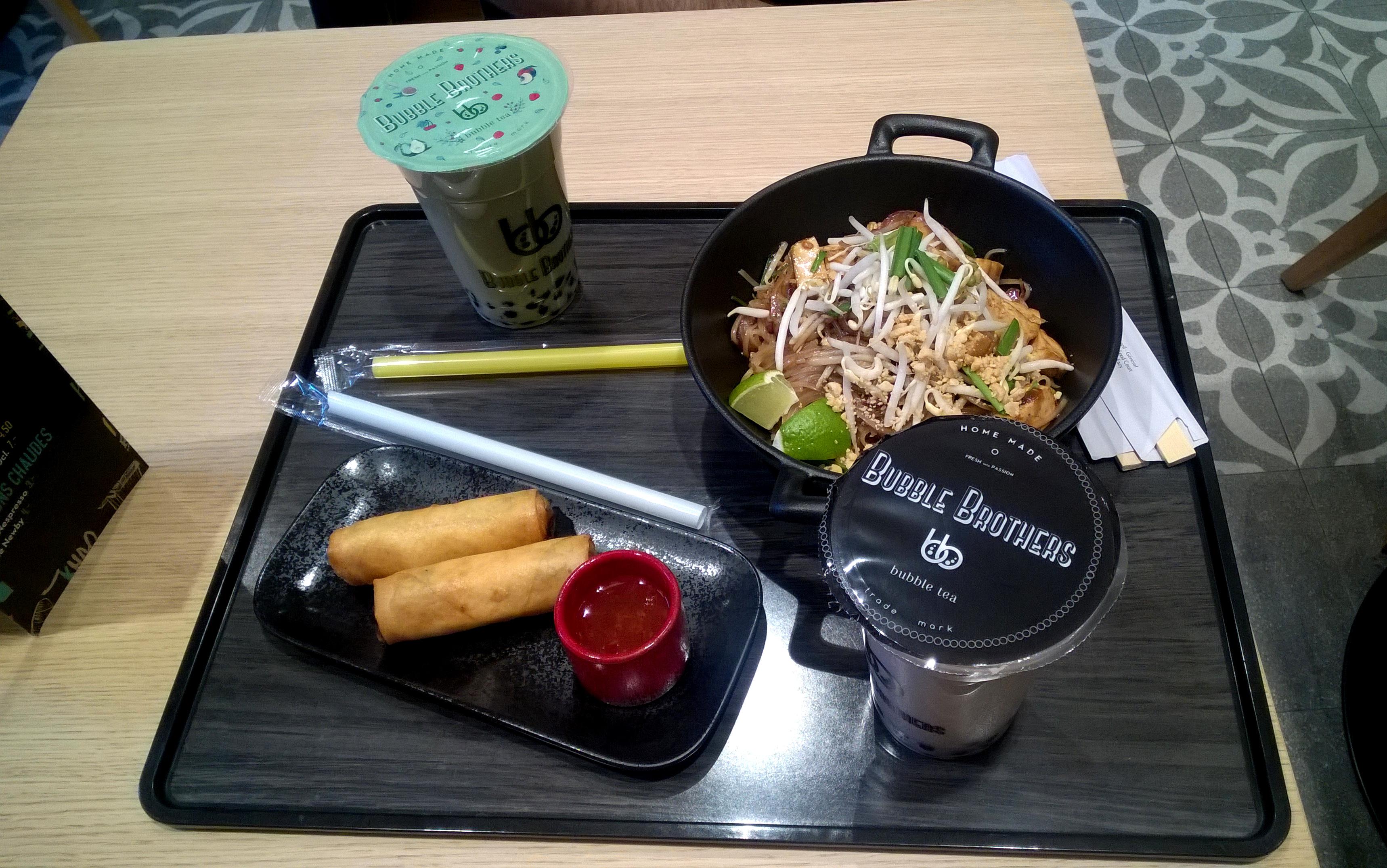 Food at Akiko